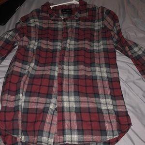 Long Sleeve Pacsun Men's Flannel